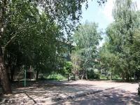 Казань, улица 40 лет Октября, дом 15. многоквартирный дом