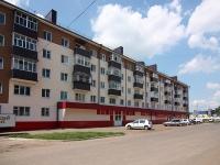 Казань, улица Можайского, дом 2. многоквартирный дом