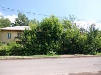 Kazan, Mozhaysky st, house 3. Apartment house