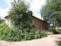 Kazan, Mozhaysky st, house 9. Apartment house