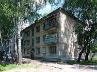 Казань, улица Можайского, дом 10. многоквартирный дом