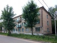 Казань, улица Можайского, дом 12. многоквартирный дом