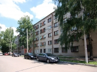Казань, улица Можайского, дом 15 к.2. общежитие