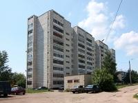 Казань, улица Можайского, дом 19. многоквартирный дом