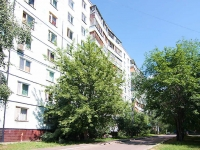 Kazan, Batyrshin st, house 21. Apartment house