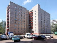 Kazan, Batyrshin st, house 23. Apartment house