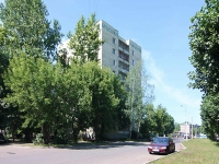 Kazan, Batyrshin st, house 32. Apartment house