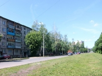 neighbour house: st. Batyrshin, house 38 к.1. Apartment house