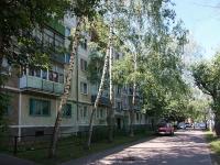 Казань, улица Батыршина, дом 38 к.1. многоквартирный дом