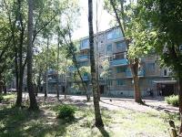 Kazan, Batyrshin st, house 38 к.2. Apartment house