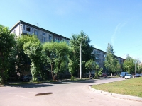 neighbour house: st. Batyrshin, house 40 к.1. Apartment house