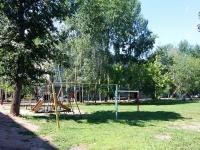 Kazan, Batyrshin st, house 40 к.2. Apartment house