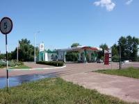 喀山市, Batyrshin st, 房屋 55А. 加油站
