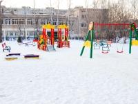 Казань, улица Батыршина. детская площадка
