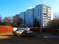 Kazan, Batyrshin st, house 13. Apartment house
