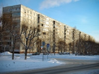 Kazan, Batyrshin st, house 39. Apartment house