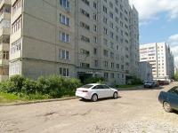 Kazan, Blyukher st, house 2. Apartment house