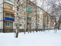 Казань, улица Блюхера, дом 79. многоквартирный дом