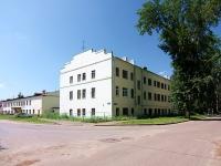 Казань, улица Богатырева, дом 1. многоквартирный дом