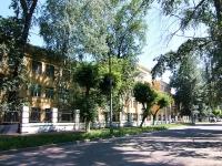 Казань, улица Богатырева, дом 6. многоквартирный дом