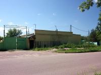 улица Богатырева, дом 9А. хозяйственный корпус
