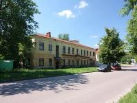 Казань, улица Богатырева, дом 13 к.1. многоквартирный дом