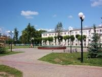 Kazan, park им. ПетроваBogatyrev st, park им. Петрова