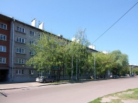 neighbour house: st. Bolotnikov, house 3. Apartment house