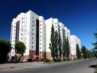 Казань, улица Болотникова, дом 9. многоквартирный дом