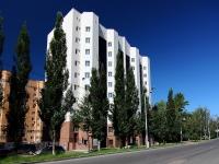 Казань, улица Болотникова, дом 11. многоквартирный дом