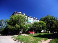 Казань, улица Болотникова, дом 17А. многоквартирный дом