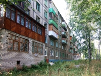 Казань, улица Восстания, дом 5. многоквартирный дом