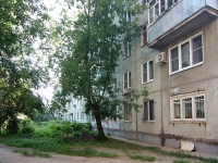 Kazan, Vosstaniya st, house 12. Apartment house