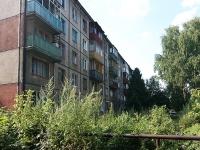 Казань, улица Восстания, дом 13. многоквартирный дом