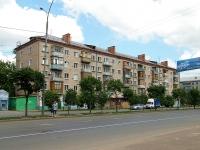 Казань, улица Восстания, дом 16. многоквартирный дом
