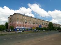 Казань, улица Восстания, дом 18. многоквартирный дом