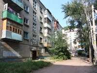 Kazan, Vosstaniya st, house 19. Apartment house