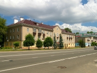 neighbour house: st. Vosstaniya, house 34. Apartment house