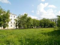 Kazan, Vosstaniya st, house 42. Apartment house