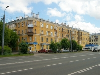 neighbour house: st. Vosstaniya, house 46. Apartment house