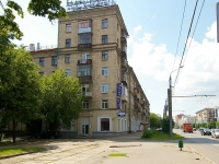 Kazan, Vosstaniya st, house 49. Apartment house