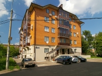 neighbour house: st. Vosstaniya, house 56А. Apartment house