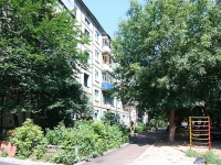 Kazan, Vosstaniya st, house 73. Apartment house