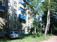 Kazan, Vosstaniya st, house 75. Apartment house