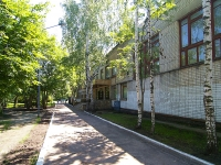 喀山市, 文科中学 №122, Vosstaniya st, 房屋 80