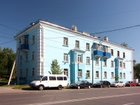 neighbour house: st. Vosstaniya, house 106. Apartment house
