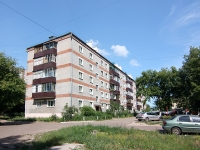 neighbour house: st. Vosstaniya, house 115. Apartment house