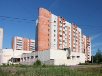 neighbour house: st. Vosstaniya, house 123А. Apartment house