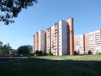Казань, улица Восстания, дом 123А. многоквартирный дом