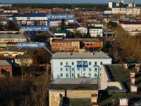 Kazan, Vosstaniya st, house 106. Apartment house